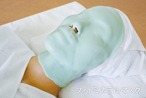 フィトミネラルマスク